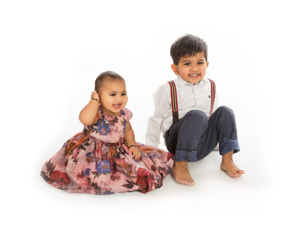 Children of all ages photographed at GP1 Studios West Harrow by Pinner Portrait Photography