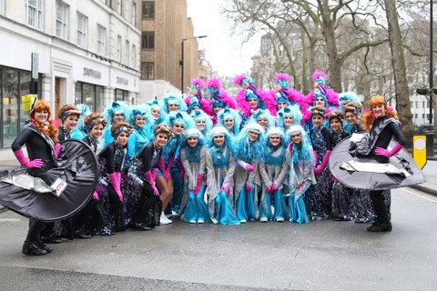 JAM2000 at London New Year's Day Parade by Tim at Pinner Portrait Photography